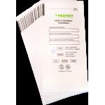 """Пакеты бумажные самокл.для паровой, воздушной, этиленоксидной стерилизации 100*200мм(100шт) """"СтериМаг"""""""