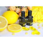 Усилитель клея для наращивания ресниц Lovely, аромат лимона 15 мл