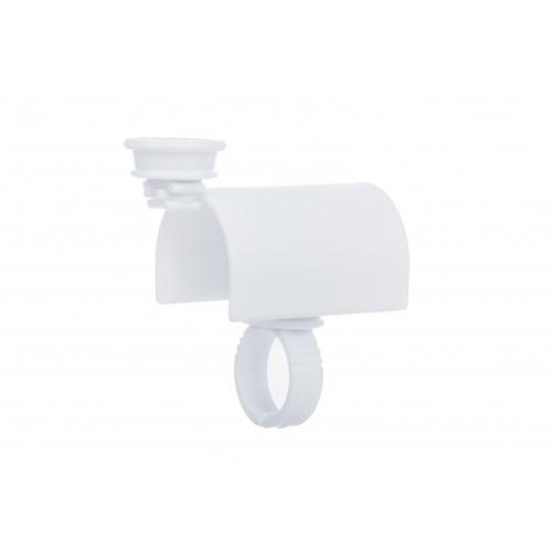 Кольцо для ресниц со съёмным колечком для клея
