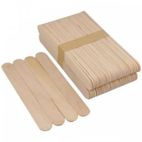 Шпатель деревянный 50 шт